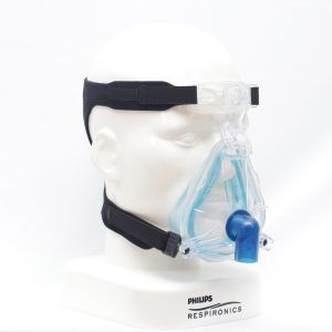 MASCARILLA COMFORT GEL BLUE NASAL CPAP BI-LEVEL VE
