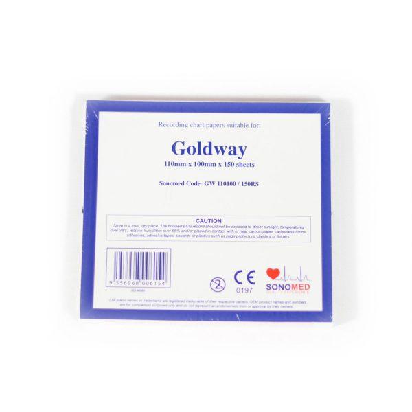 PAPEL PARA GOLDWAY 110MMX100MMX150S GW110100/150RS